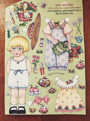 Paper Dolls and Expectations
