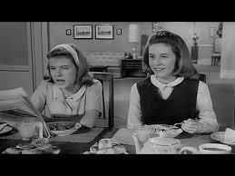 Patty Duke and Crepe Suzette