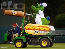 Flying Hotdogs